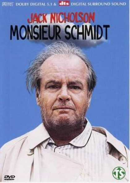 French DVDs - About Schmidt