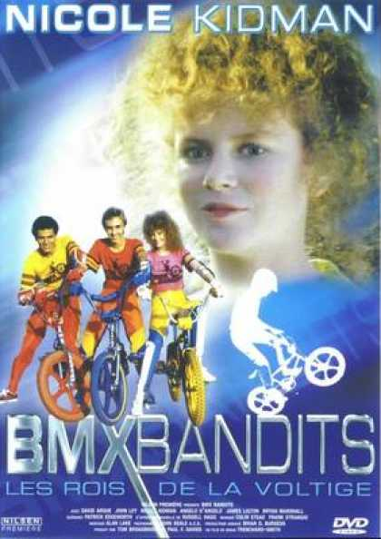 French DVDs - Bmx Bandits