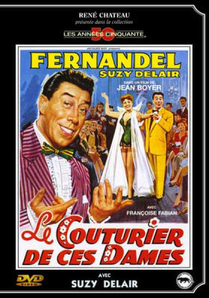 French DVDs - Le Couturier De Ces Dames