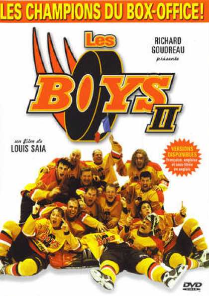French DVDs - Les Boys II