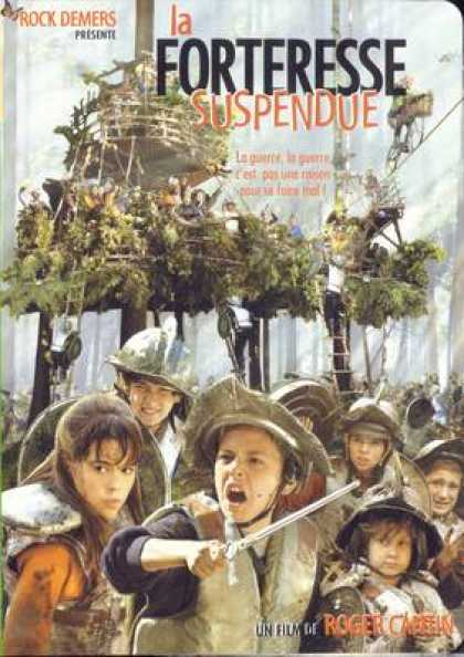 French DVDs - La Forteresse Suspendue
