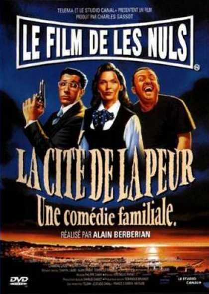 French DVDs - Fear City A Family Style Comedy