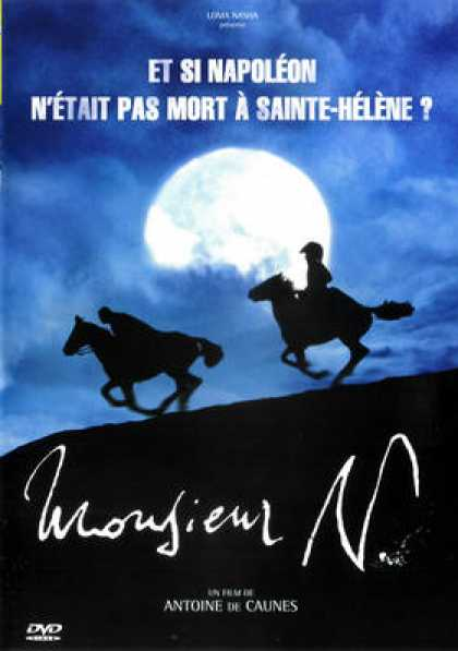 French DVDs - Monsieur N