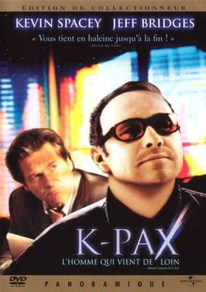 French DVDs - K-Pax