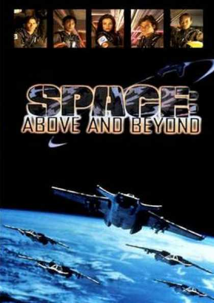 French DVDs - Space 2063
