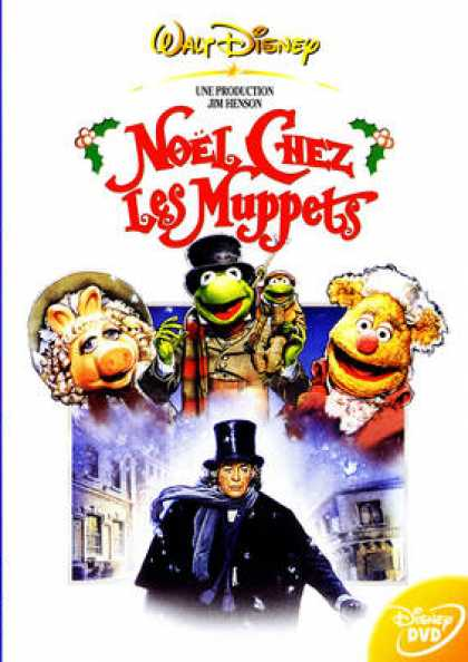 French DVDs - Noel Chez Les Muppets