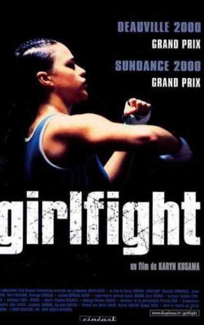 French DVDs - Girlfight