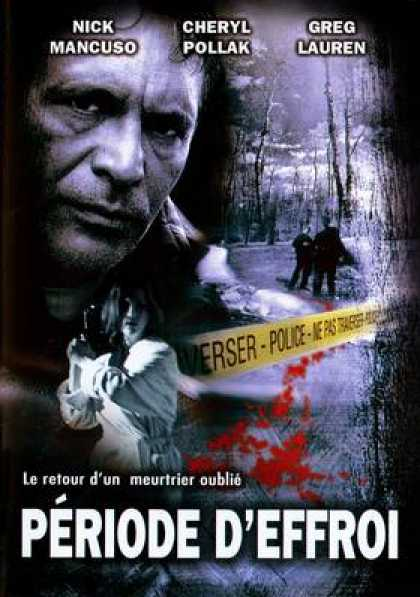 French DVDs - Time Of Fear