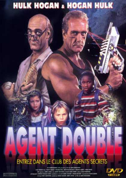 French DVDs - Agent Double