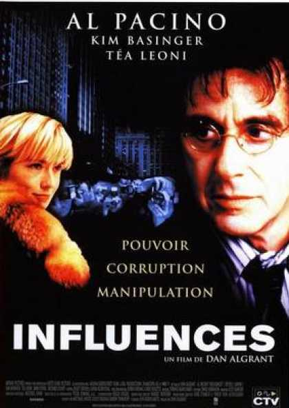 French DVDs - Influences