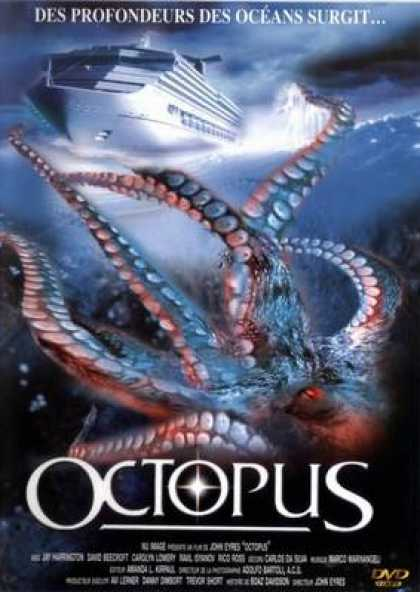French DVDs - Octopus