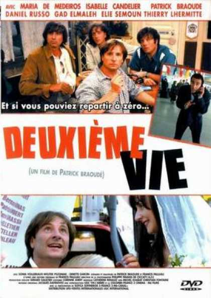French DVDs - The 11th Commandment