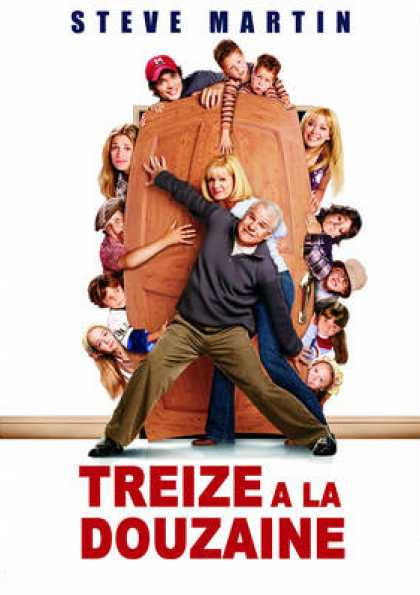 French DVDs - Cheaper By The Dozen