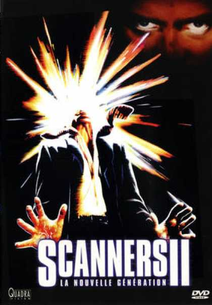 French DVDs - Scanners II