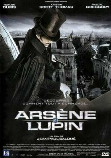 French DVDs - Arsene Lupin