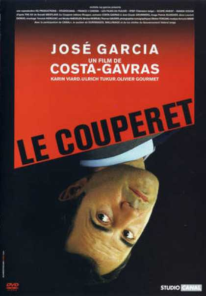 French DVDs - Le Couperet