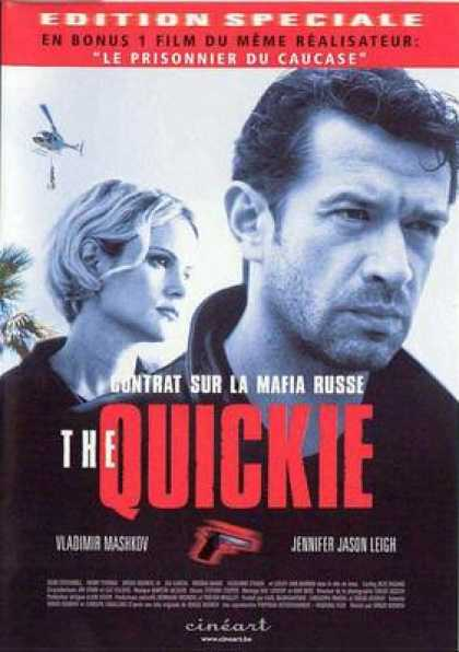 French DVDs - The Quickie