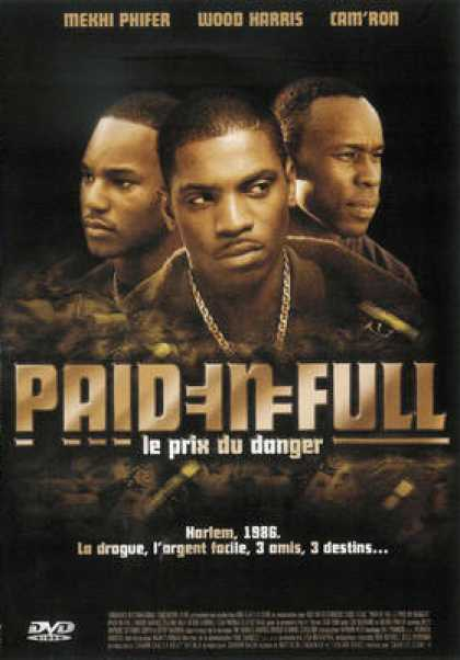 French DVDs - Paid In Full