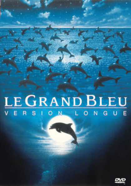 French DVDs - Le Grand Bleu