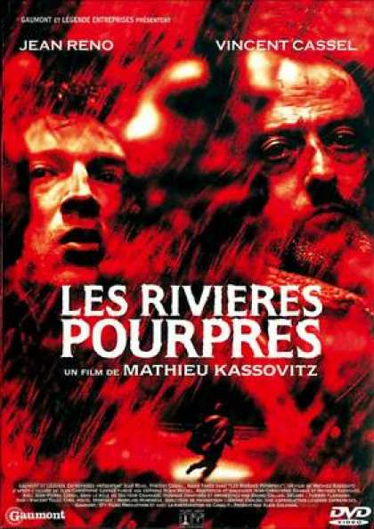 French DVDs - Les Rivieres Pourpres