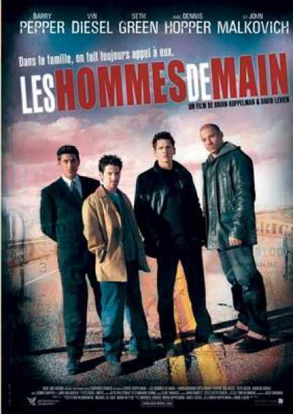 French DVDs - Knock Around Guys