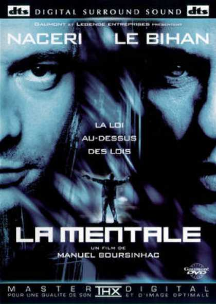 French DVDs - La Mentale