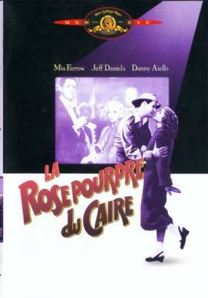 French DVDs - The Purple Rose Of Cairo