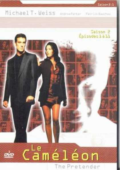 French DVDs - The Pretender Vol 3