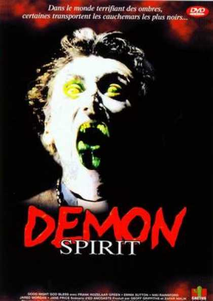 French DVDs - Demon Spirit