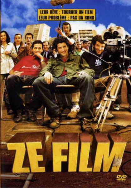 French DVDs - Ze Film