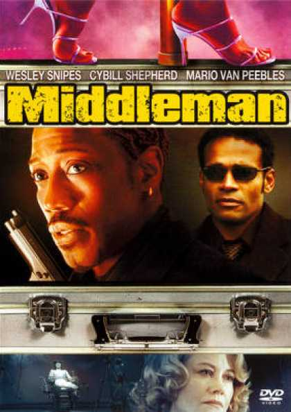 French DVDs - Middleman