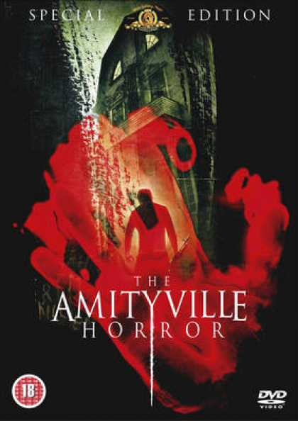 French DVDs - The Amityville Horror 2005