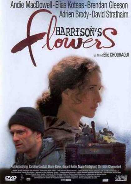 French DVDs - Harrison Flowers