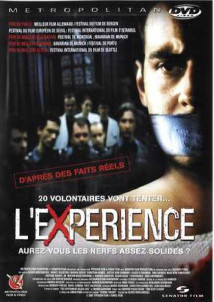 French DVDs - L' Experience