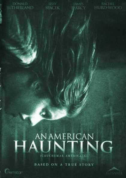 French DVDs - An American Haunting