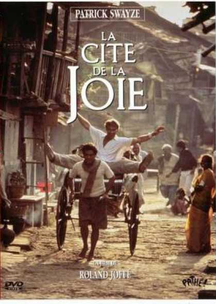 French DVDs - City Of Joy