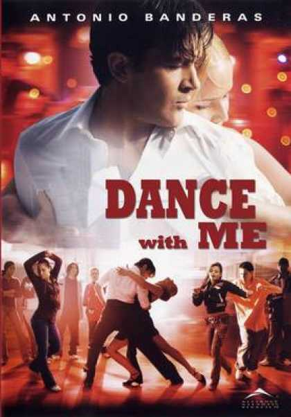 French DVDs - Dance With Me