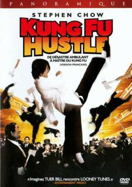 French DVDs - Kung Fu Hustle