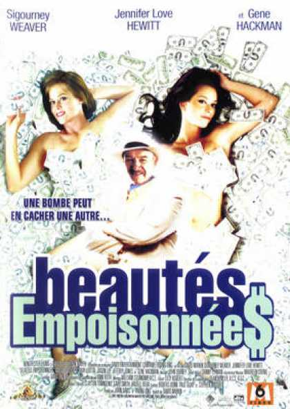 French DVDs - Beautes Empoisonnees