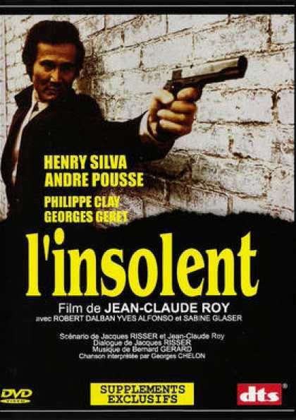French DVDs - L Insolent