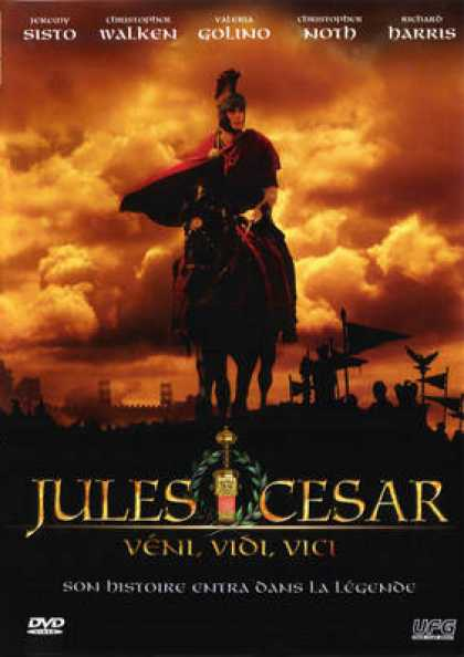 French DVDs - Jules Cesar