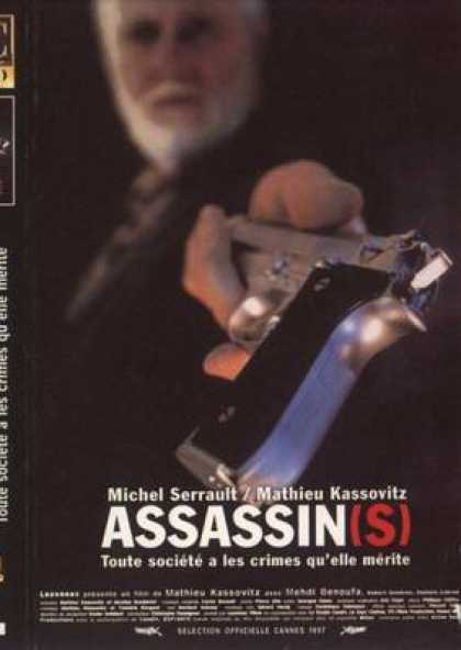 French DVDs - Assassin