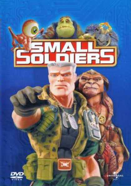 French DVDs - Small Soldiers