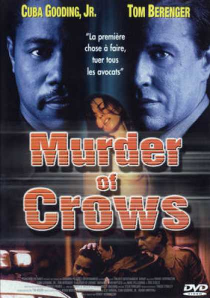 French DVDs - A Murder Of Crows