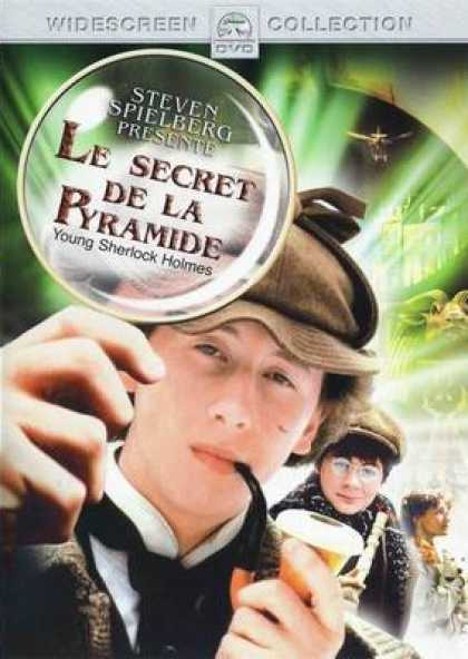 French DVDs - The Secrets Of The Pyramids