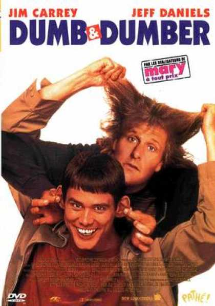 French DVDs - Dumb And Dumber
