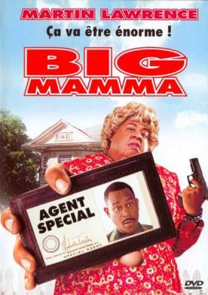 French DVDs - Big Mommas House 1