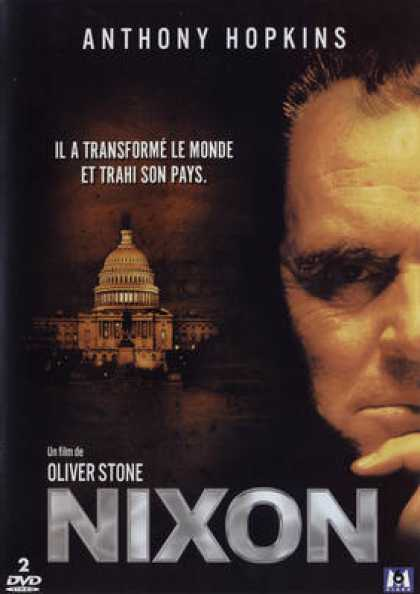 French DVDs - Nixon