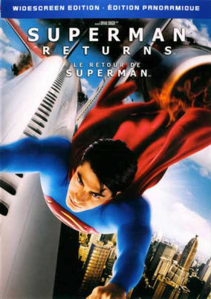 French DVDs - Superman Returns FRENCH ENGLISH