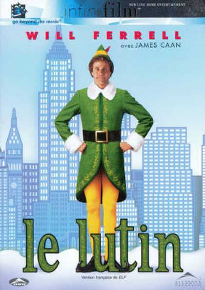 French DVDs - Elf